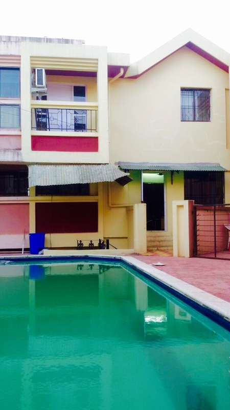 Bung No 21 2 Bhk With Pool Bungalows On Rent All Over Maharashtra